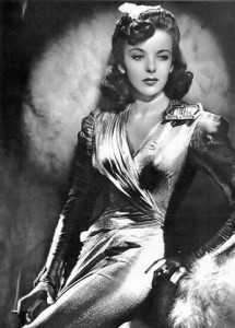 Ida Lupino's Lemon Mousse - Silver Screen Suppers