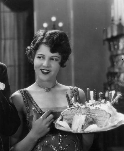 Joan Crawford Birthday Cake