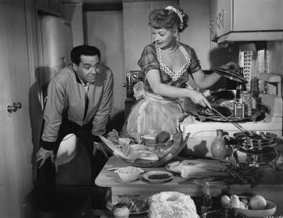 Lucille Ball kitchen