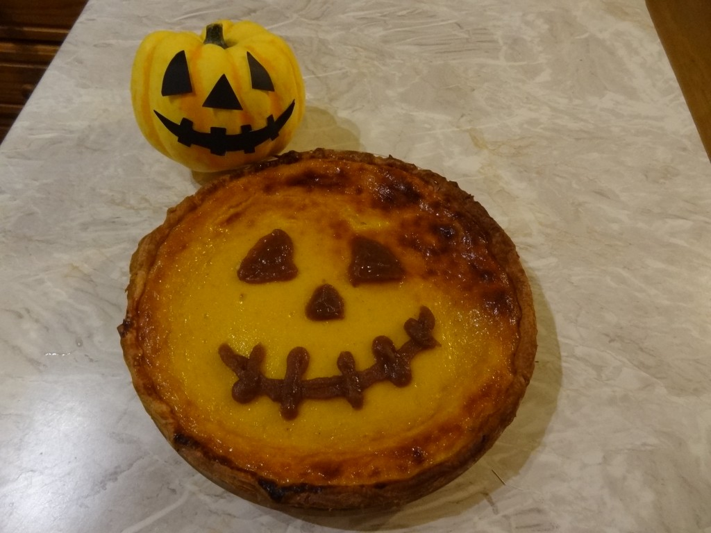 Vincent Price Halloween Cookalong Guest Post 1 Pumpkin