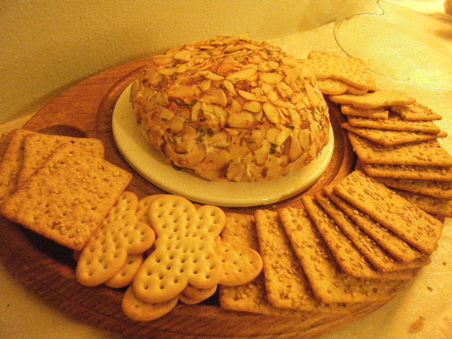 yinzerellau0027s party cheese ball & yinzerellau0027s party cheese ball - Silver Screen Suppers