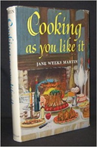 cooking as you like it