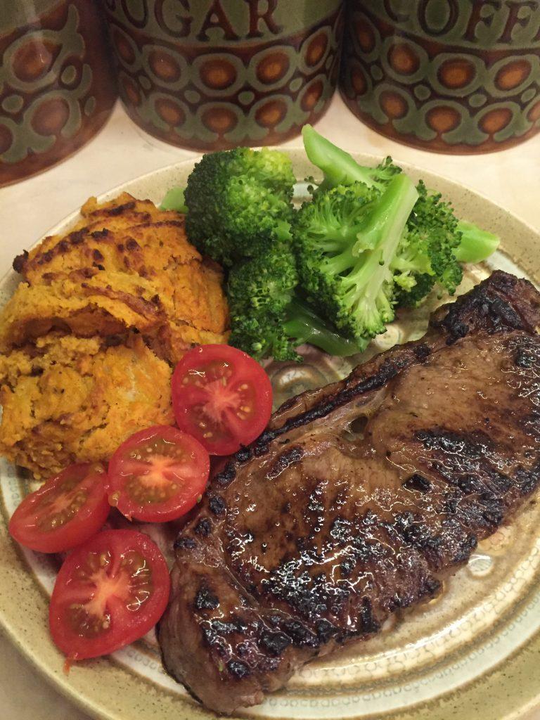 Martin Landau Jerk Steak