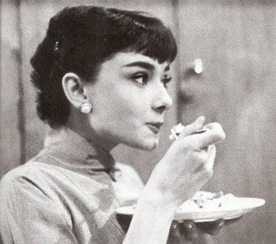 Audrey Hepburn's Penne Alla Vodka