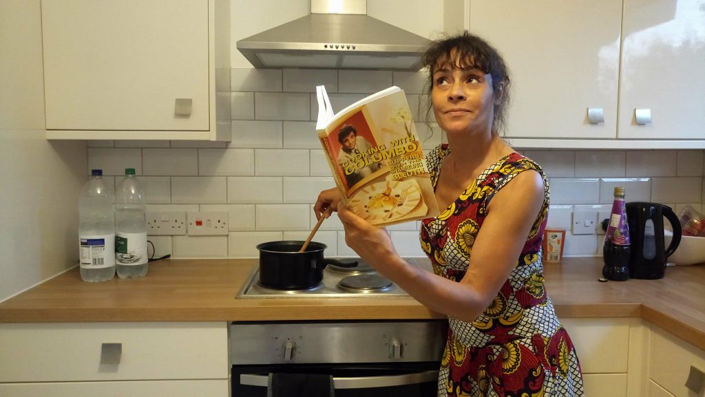 Happy Birthday Cooking With Columbo! - Silver Screen Suppers