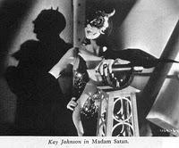Kay Johnson's Chocolate Soup Pie