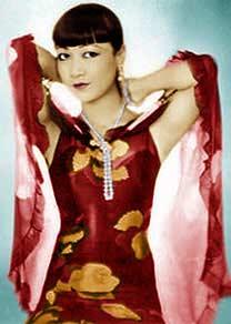 Anna May Wong's Teacakes