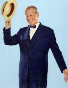 Maurice Chevalier's Brown Rhubarb Pie