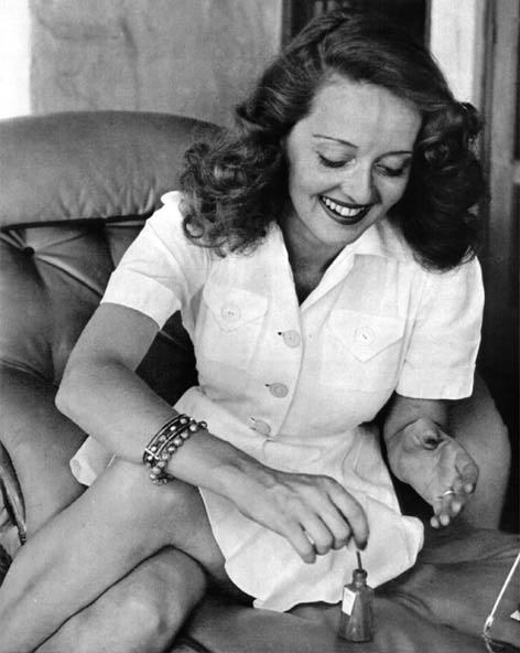 Bette Davis' Marmalade
