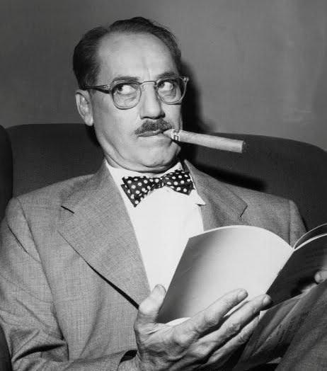 Groucho Marx's Matzo Balls