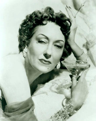 Gloria Swanson's Butterless Devils Food Cake