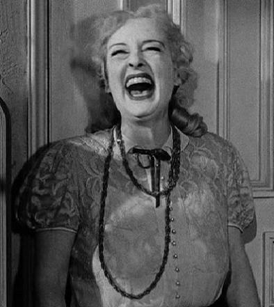 Bette Davis' Finnan Haddie a la Davis