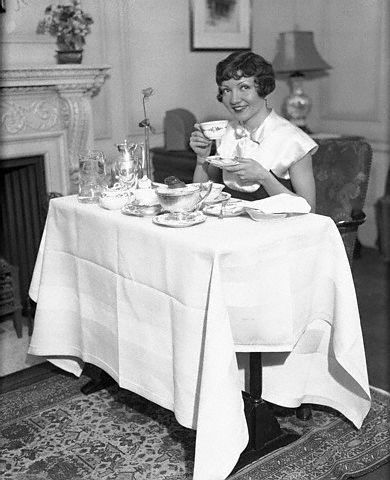 Claudette Colbert's Claudette Colbert Cake