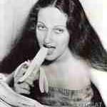 Dorothy Lamour's Strawberry Ice Cream