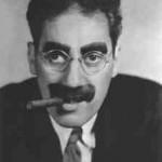 Groucho Marx Matzo Balls