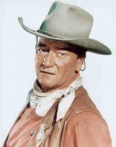 John Wayne's Mustard Steak