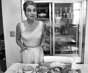 Joan Crawford's Salami Canapes