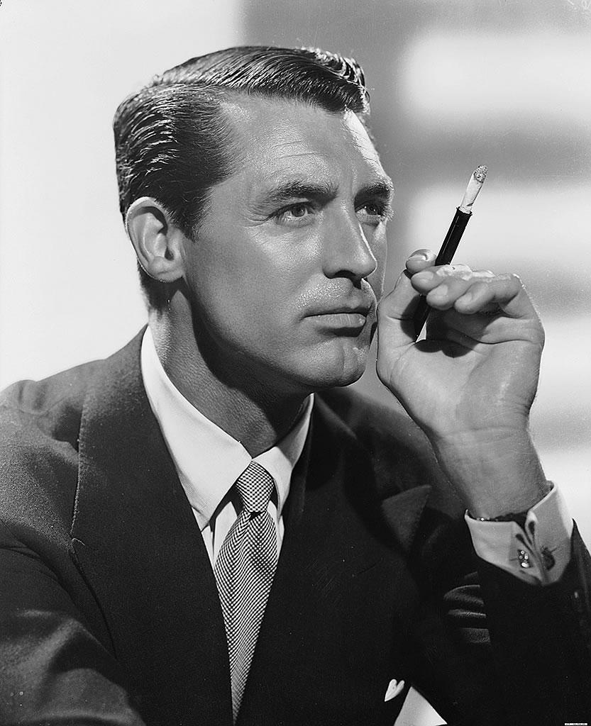 Cary Grant's Mushroom Canapes
