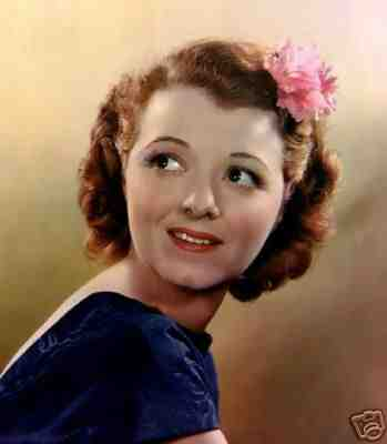 Janet Gaynor's Ice Box Cookies