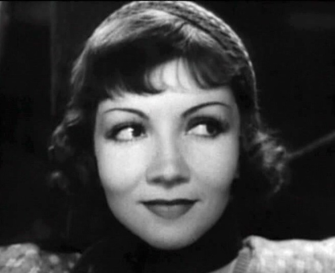 Claudette Colbert's Blueberry Pie