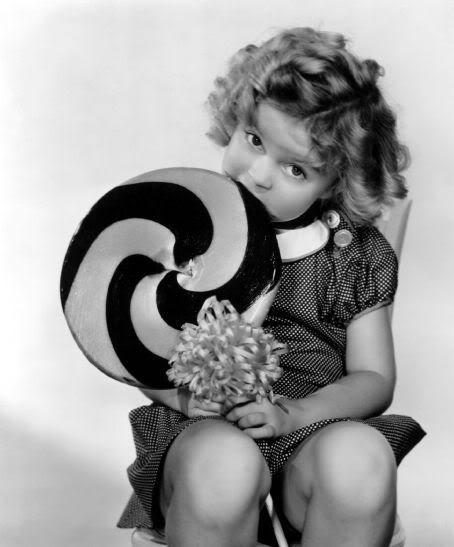 Shirley Temple's Mom's Chocolate Cake