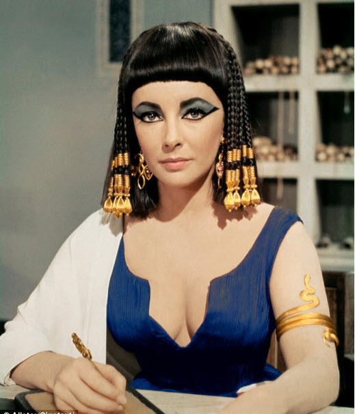 Silver Screen Sunday – Cleopatra