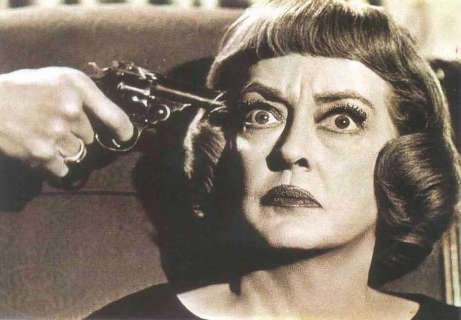 Bette Davis' Mustard Gelatin Ring