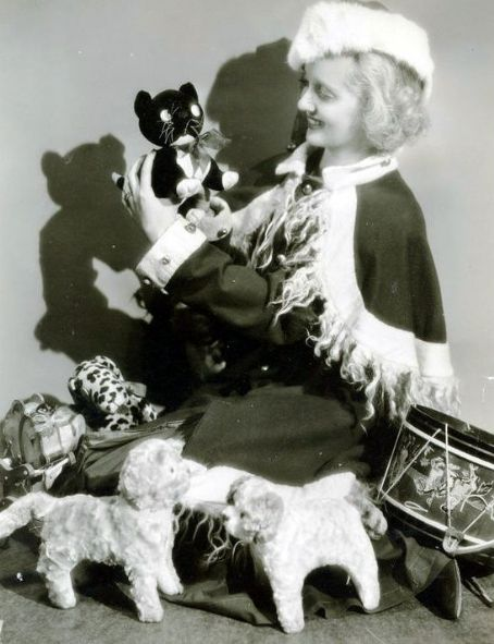 Bette Davis' Marmalade Cake