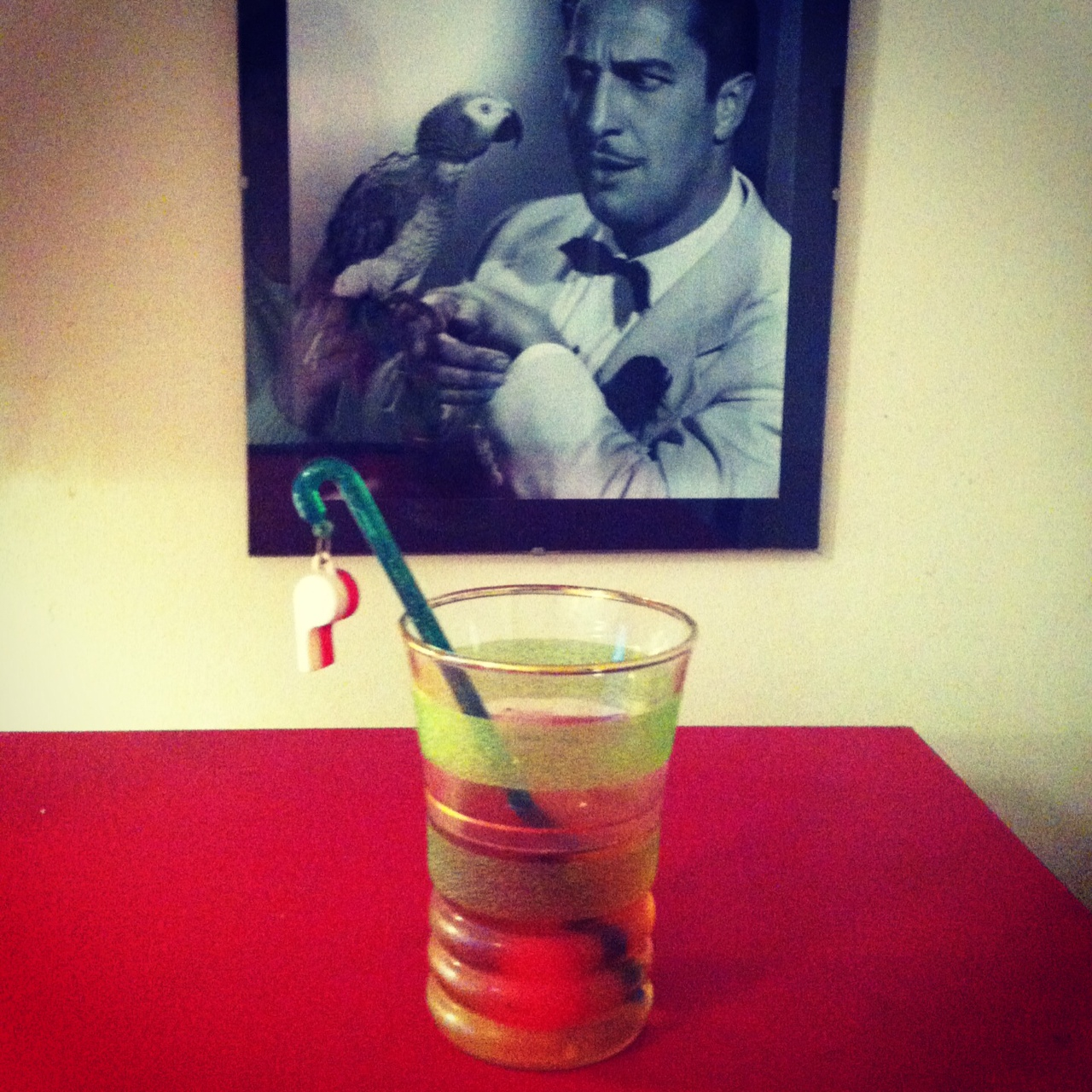 "Vincent Price's ""New Fashioned"" Cocktail"