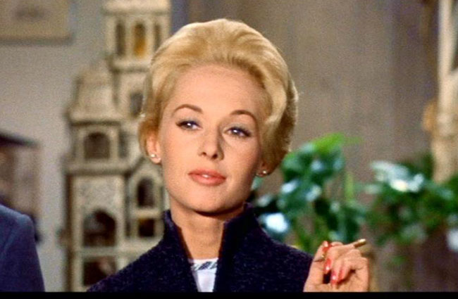 Tippi Hedren's Golden Potato Salad