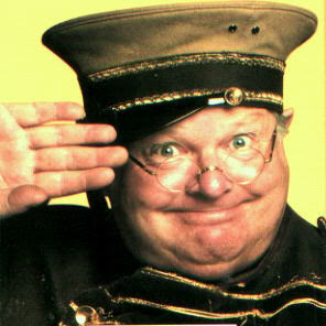 Benny Hill's Tomato and Courgette Salad