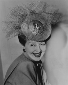 Hedda-Hopper Hat