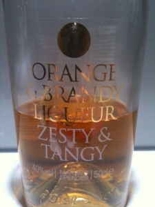 orange and brandy
