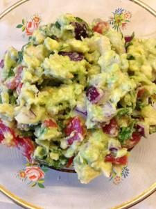 Eddie Albert's Guacamole