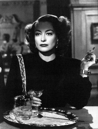 Joan Crawford's Cheese Straws