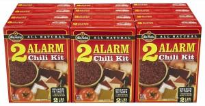 2 alarm chili