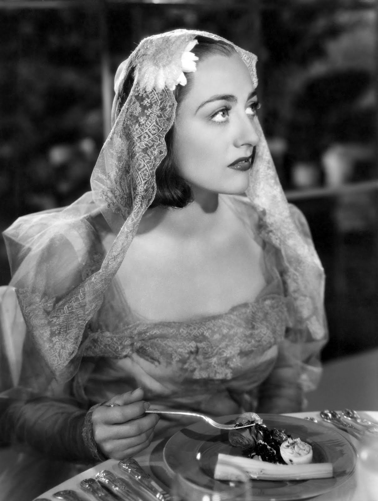Joan Crawford's Salad (Joan served with chicken or ham)