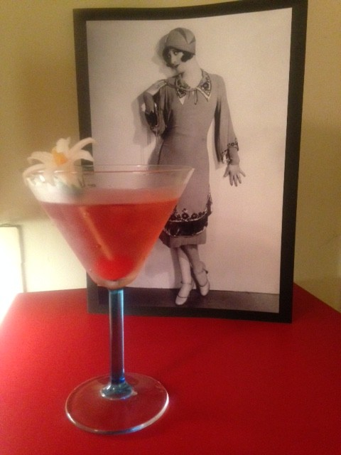 Joan Crawford Cookalong 8th November 2014 Recipes and Cocktail
