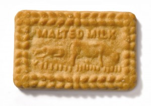 An English Biscuit
