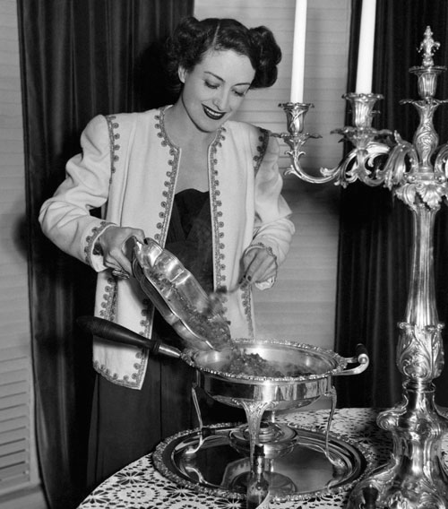 Joan Crawford's Roquefort Salad