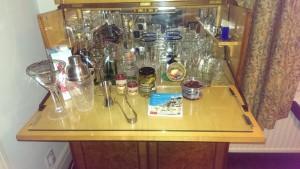 mcgirr's cocktail cabinet