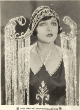 Corinne Griffith's Edna's Christmas Pudding