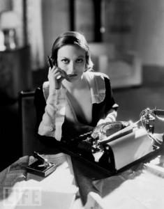 joan typewriter