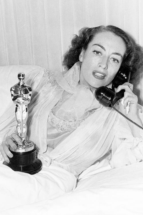 Oscars Night – Joan Crawford Meatloaf