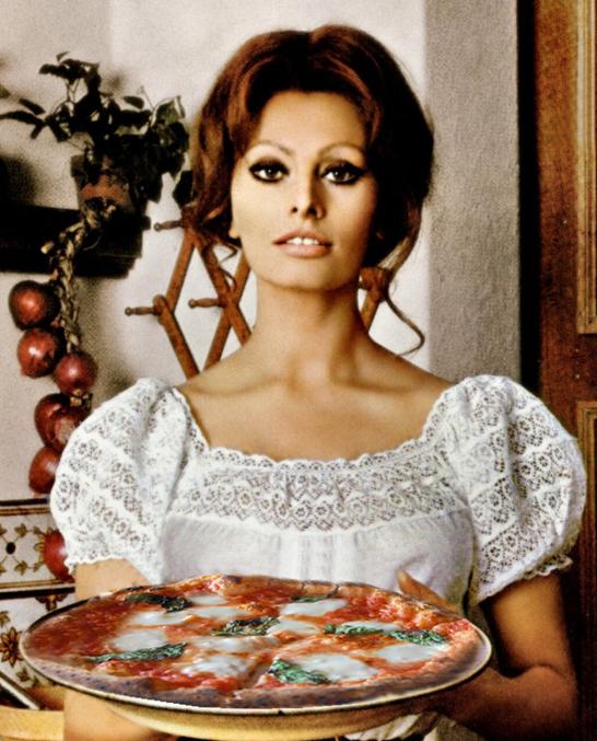 Sophia Loren's Pizza Alla Napoletana
