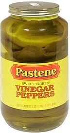 vinegar peppers