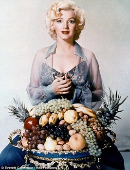 Recipe of the Month – December 2015 – Marilyn Monroe's Stuffing
