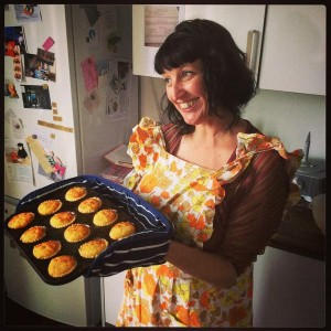 Marion Davies Cheese Patties