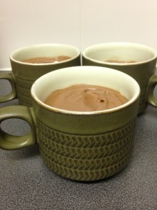 Ross Martin's Chocolate Mousse