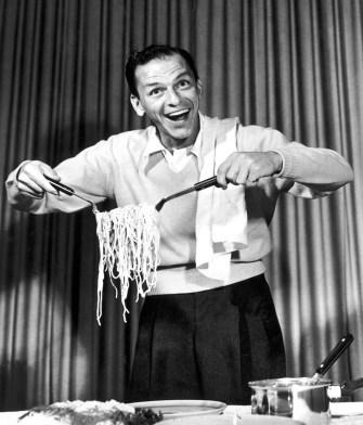 Frank Sinatra Special at Eat Drink Films